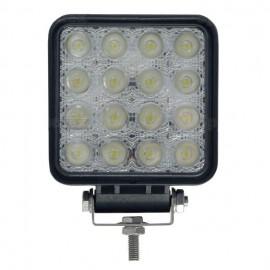 Žibintas darbinis LED 12V/24V, 48W