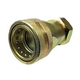 "Hydraulic Quick Release Coupling 1/4"" BSP"