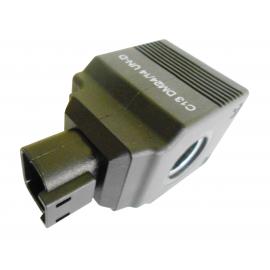 Coil DM 24VDC 14W UN-D, C13DM24/14 UN-D, 400AA00033A, EATON