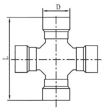 kryzme, universal joint, u-joint