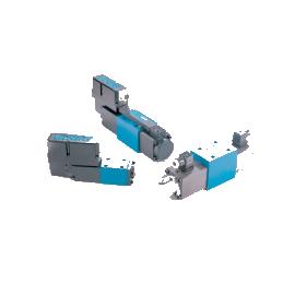 Reversible Hydraulic Proportional Valve, Solenoid Actuation KFDG4V5-33C30N-Z-M-U1-H7-20, 02-332678, Vickers